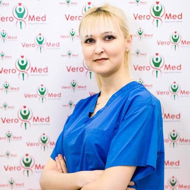 Кусмина Юліана Євгенівна